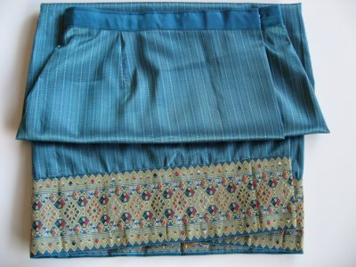 Lao Traditional Skirts or Sinh