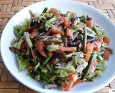 Lao String Bean Salad