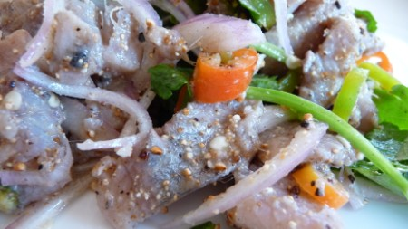 Spicy Herring Salad