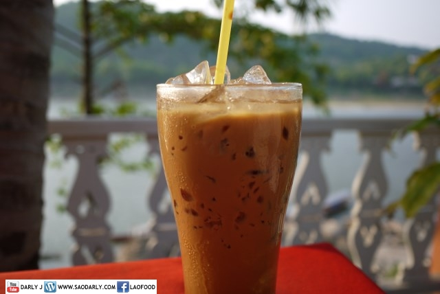 Lao Iced Coffee