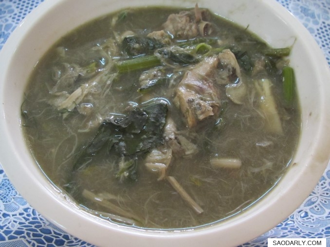 Lao Food Rattan Stew