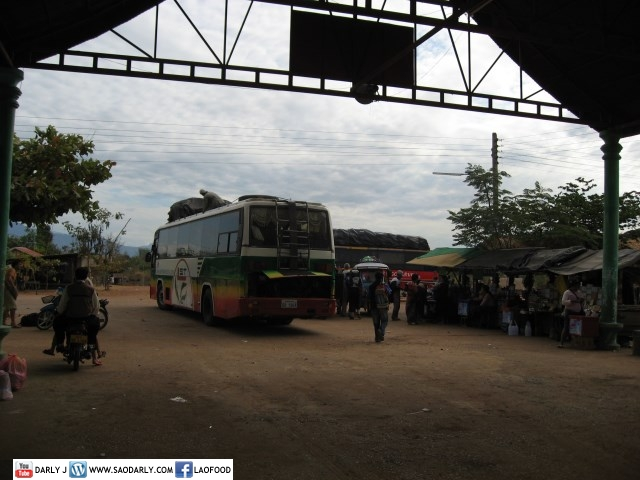 Sengcharuen Bus Station