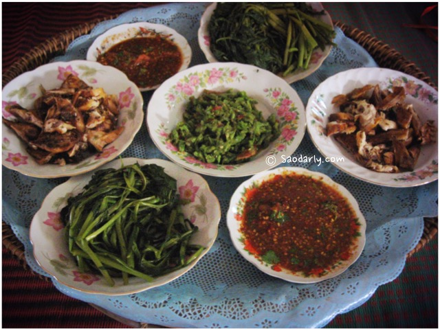 lao food in champasak