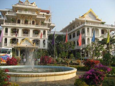 Champasak Palace Hotel