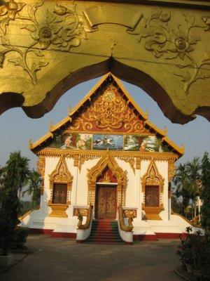 Wat Louang in Pakse