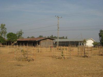 Dannavieng School in Champassak