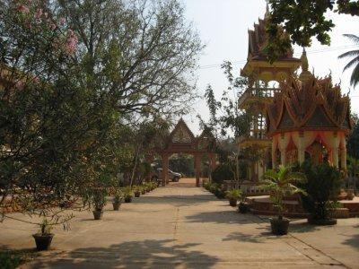 Wat Pakhouei Samakheetham Xaysathane