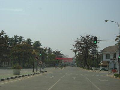 Lanxang Avenue