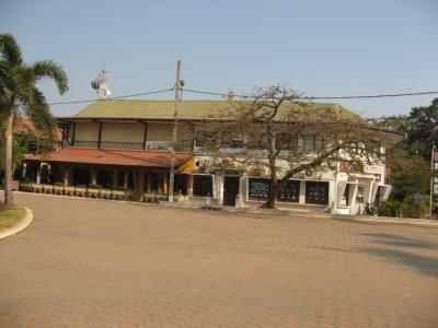 Italian Restaurant in Vientiane, Laos