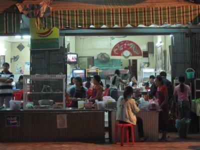 Viengsavanh restaurant in Vientiane