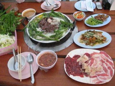 Laotian Fondue