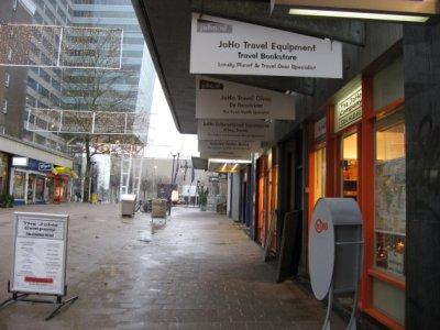 Joho Travel Company in Rotterdam