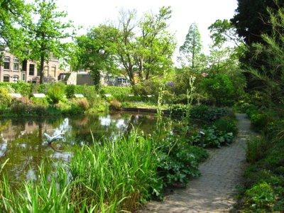 Leiden University Garden