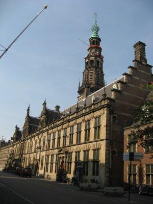 Leiden Town Hall