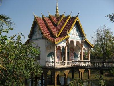 Wat in Dongyang, Champassak