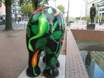 elephant parade Rotterdam