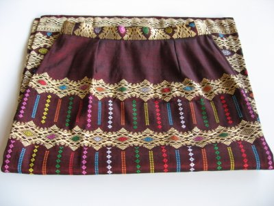 Lao skirt in modern style