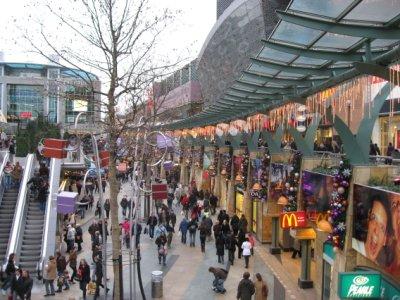 Beursplein Shopping Center, Rotterdam, NL