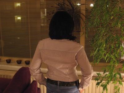 DJ's hair cut November 2006