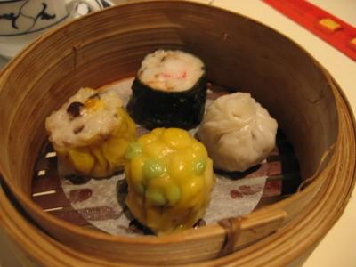 seafood dim sum