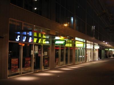 Sub Way, Rotterdam