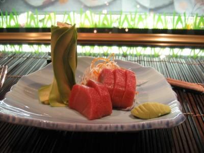 Tuna Toro with Avocado Tower