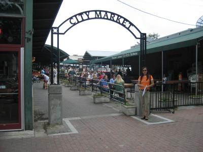 Kansas City Farmer Market