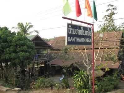 Ban Thahin Neua, Pakse