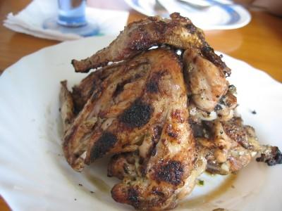 Lao chicken BBQ