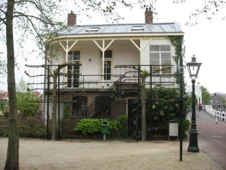 a house in Leiden