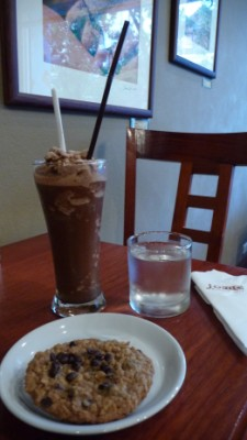 Joma Bakery Cafe in Vientiane