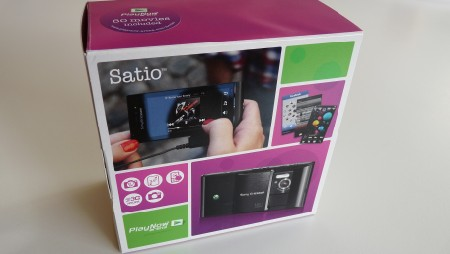 Unboxing Sony Ericsson Satio