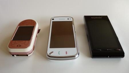 Unboxing Sony Ericsson Satio