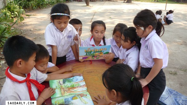 A Visit to Wattay Noi Elementary