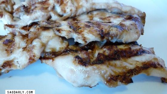 Lao Food - BBQ Chicken