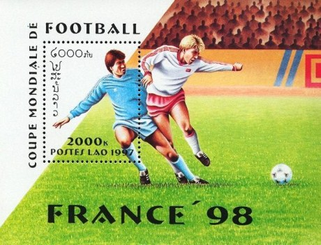 1998 World Cup Soccer Championships MS
