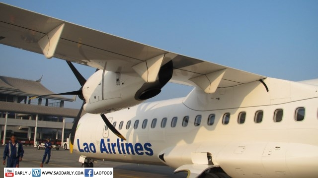 Lao Airlines ATR72