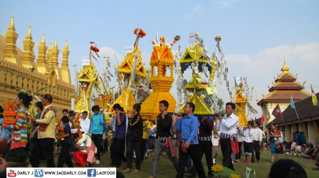 Wax Castle Procession