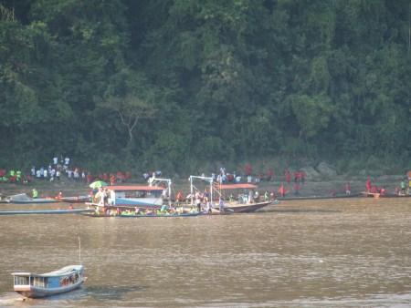 Luang Prabang Boat Races