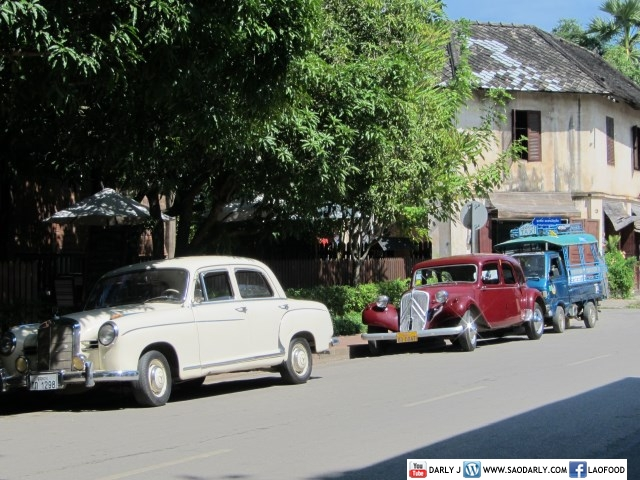3 Nagas and classic cars