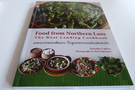 Food from Northern Laos: The Boat Landing Cookbook is here