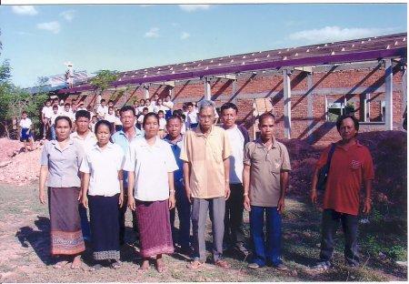 Dannavieng School Building Project in Laos