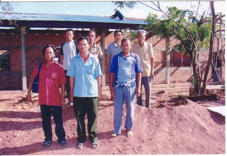 Dannavieng School Building Project in Laos