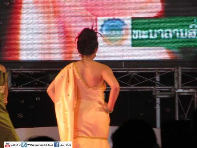 Lao Fashion Show