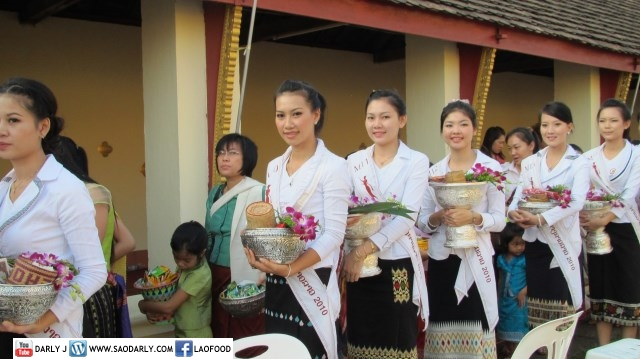 Miss Laos Contestants