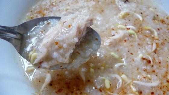 Lao Food Thom Khao Phiak