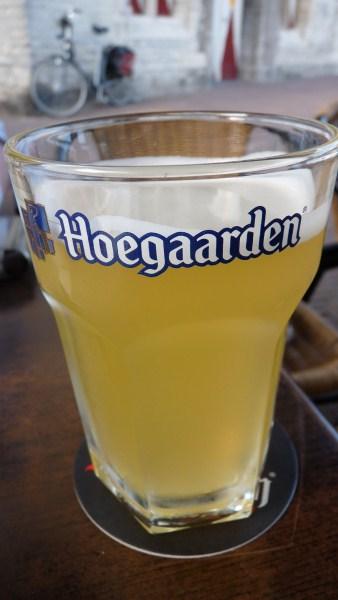 Hoegaarden Citrus Beer