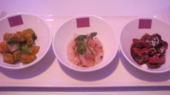 Asian Fusion Food