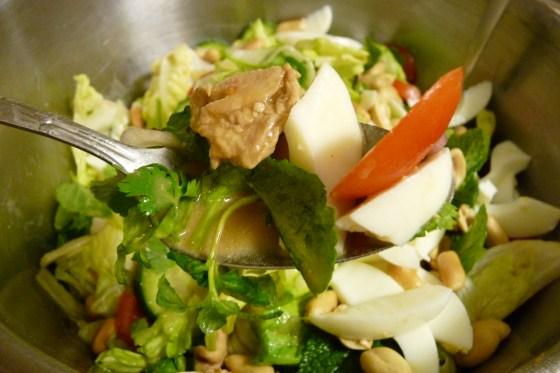 Lao Food - Yum Salad