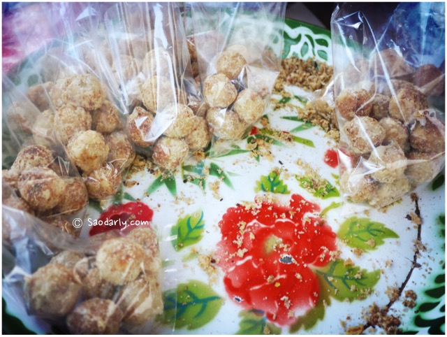 Lao sweet treat